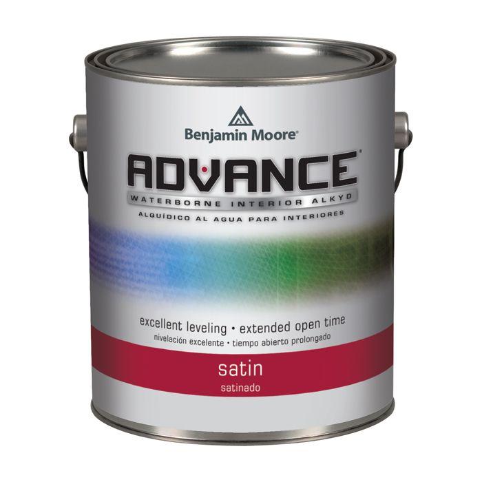 Advance Waterborne Interior Alkyd Satin