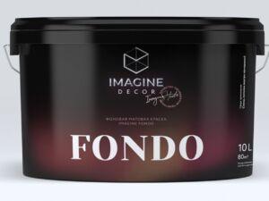 Фотовая матовая краска IMAGINE FONDO